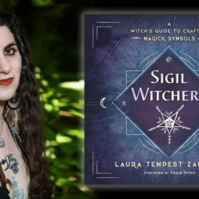 November 10th, 2018 The Art of Sigil Witchery - Laura Tempest Zakroff